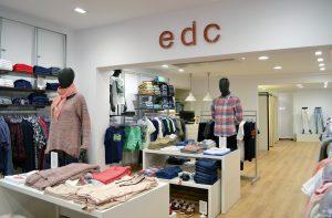 Tienda de ropa EDC